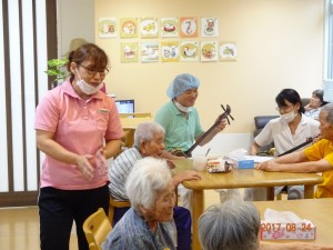 しらゆりの園地域密着型特別養護老人ホームおおざと